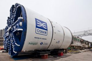 BFK Crossrail Western Running Tunnels